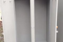 металлическая мебель для гаража на заказ