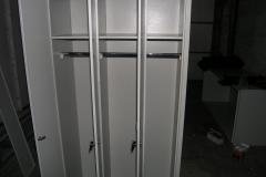 металлические шкафы раздевалки
