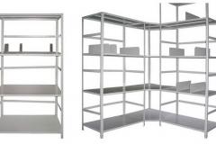 торговая металлическая мебель на заказ