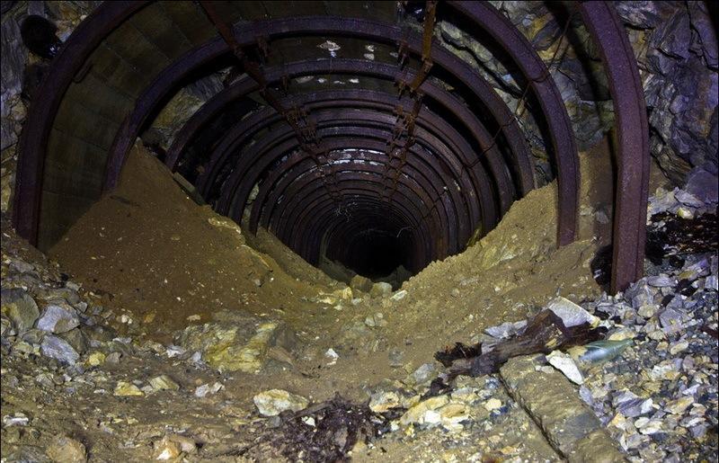 Крепи шахтные