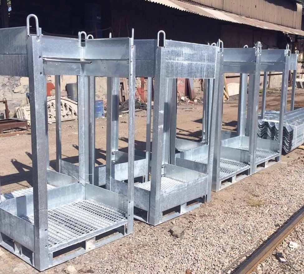 металлические моноблоки (контейнеры)