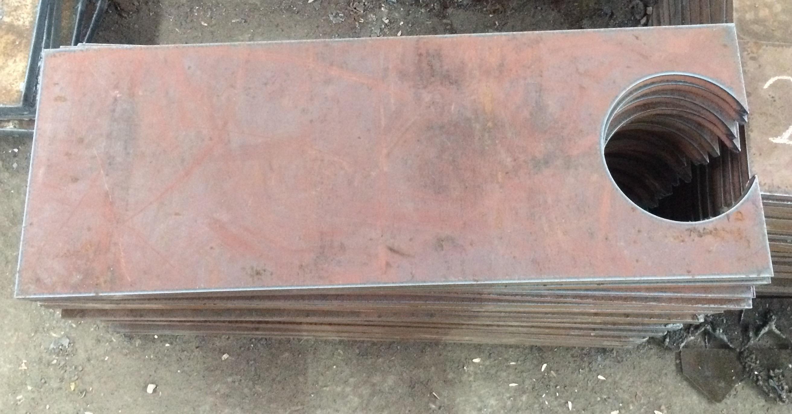 услуги плазменной резки металла Запорожье