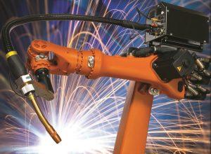 Robotizatsiya svarochnykh rabot