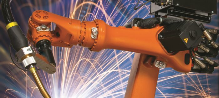 Заказать сварку металла роботами в Запорожье Украина